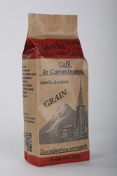 CAFE COSTA RICA GRAINS LE COMMINGEOIS  250G