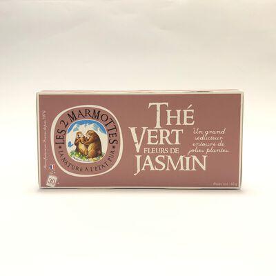 THE VERT AUX FLEURS DE JASMIN