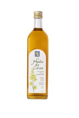 Huile de colza de Franche Comté, bouteille de 1l