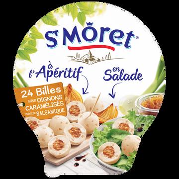St Môret Fromage Lait Pasteurisé Avec Fourrage Saveurs Oignon St Moret, 25% Édition Limité