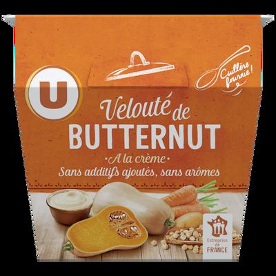 Velouté de butternut à la crême U, 350g
