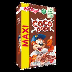 Coco Pops KELLOGG'S, paquet de 550g