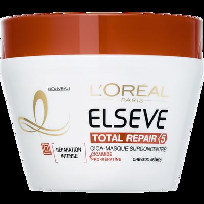 Masque capillaire Total Repair 5 ELSEVE, 300ml