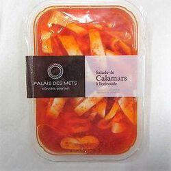 Salade de calamars orientale 200g PALAIS DES METS