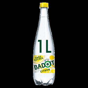 Badoit Eau Gazeuse Badoit Zest Aromatisée Citron 1l