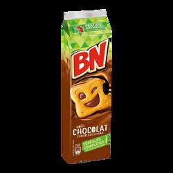 Goût chocolat BN,  paquets de 16 soit 295g