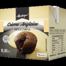 Crème Anglaise UHT MONTAIGU, 50cl