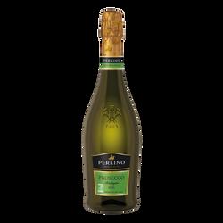 Vin effervescent Italien bio Prosecco DOC extra dry PERLINO, 75cl