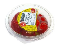 Petits poivrons au thon (Barquette de 150 g) LE GRAND LEJON