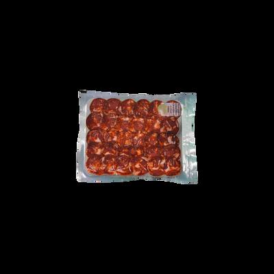 Chorizo de Bellota 100% Ibérique 8 mois d'affinage, 100g