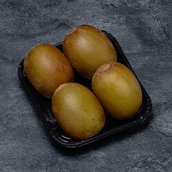 Kiwi sungold, calibre 39(81/92G), catégorie 1, Nouvelle Zélande, barquette 4 fruits