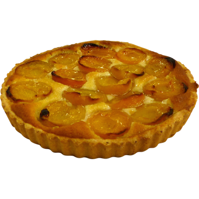 Tarte amandine/abricots, L'ATELIER GEORGET, 550g