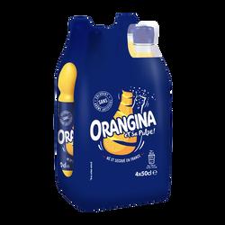 ORANGINA, 4 bouteilles de 50cl