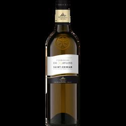 Vin blanc AOP Saint-Chinian TERRASSES DE MAYLINE, 75cl