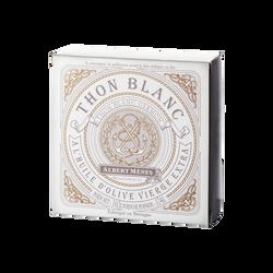 Thon blanc germon à l'huile d'olive vierge ALBERT MENES, 160g