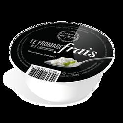Fromage frais Val des Limousins lait pasteurisé , Laiterie les Fayes,12% de MG 250g