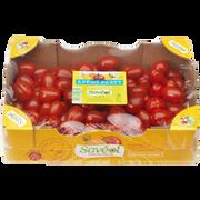 Savéol Apero Party Tomate Cerise, Segment Les Cerises Allongées, Coeur De Pigeon, Saveol, Catégorie Extra, France, Barquette, 1kg