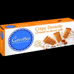 Crêpes dentelle au beurre salé GAVOTTES, 60g