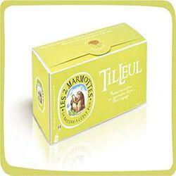 Infusion Tilleul, LES 2 MARMOTTES, 45 g.