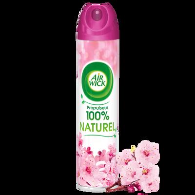 Désodorisant 100% naturel fleur de cerisier AIR WICK, 240ml