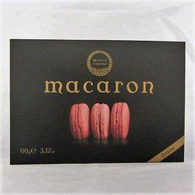 Macaron fraise MONACO D'ANTAN,90g