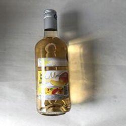 Boisson aromatisée à base de vin Blanc Mangue VINS ET FRUITS