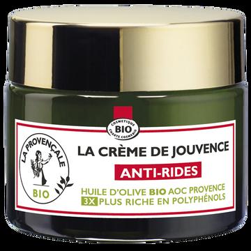 La Provençale Bio Crème De Jouvence Anti-rides La Provencale Bio, 50ml