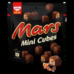 MARS mini cubes, sachet de 200g