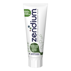 Dentifrice protection fraîcheur ZENDIUM tube 75ml