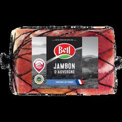 Quart de jambon d'Auvergne IGP, BELL, 800g