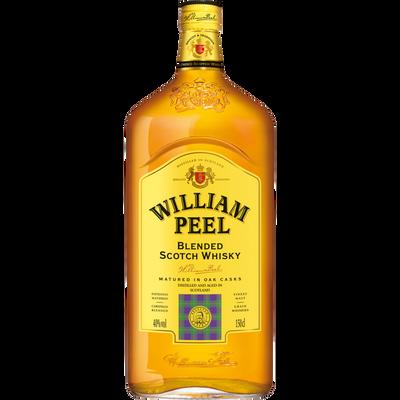 Scotch whisky Blend OLD WILLIAM PEEL, 40°, bouteille de 1,5l