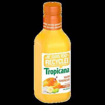 Tropicana Jus Fruits Orange/mandarine/banane/raisin Tropicana, 90cl