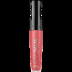 Rouge à lèvres stay matte liquid lip colour 600 RIMMEL, nu, 5,50 ml