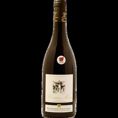CVT Bretagne Côte Chalonnaise AOP rouge Domaine Masse V.Vignes bouteille de 75cl