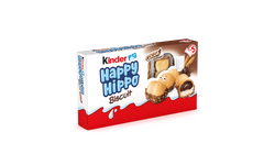 *KINDER HAPPY HIPPO CACAO