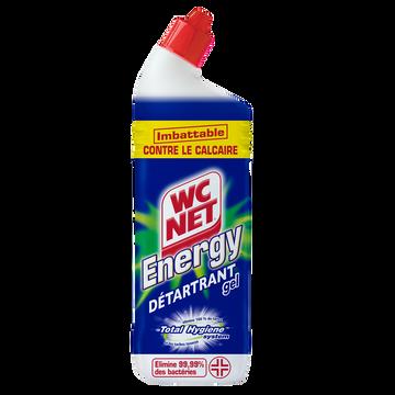 WC Net Gel Détartrant Cuvette Total Hygiène Wc Net Energy, 750ml