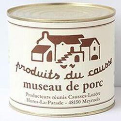 Museau de porc, Produits du causse, 550g