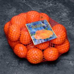 Mandarine Clémenville, U, calibre 3/4, catégorie 1, Espagne, filet 1,5kg
