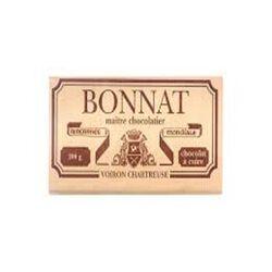 CHOCOLAT A CUIRE 60% CACAO 200G - BONNAT CHOCOLATIER