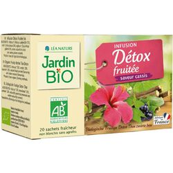 JB Infusion Détox fruitée save