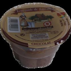 Riz au lait au chocolat TEURGOULE DE JANVILLE, 150g