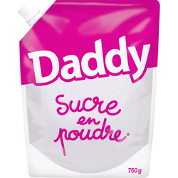 Sucre semoule DADDY, 750g