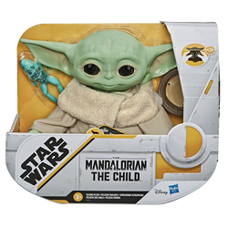 Peluche 28 cm - The Child (Baby Yoda) - Dès 3 ans