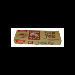 Pâté de foie, 3 lots de 1/10, soit 234g