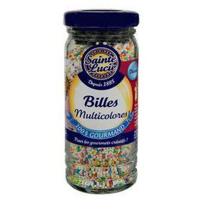 BILLES MULTICOLORES 80GR SAINTE LUCIE