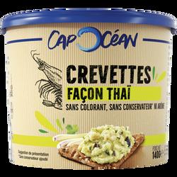 Crevette thai CAP OCEAN, 140g