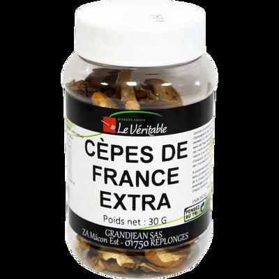 Cèpe de France extra, pot 30g