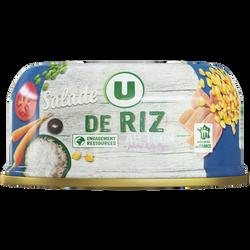Salade de riz au thon U, boîte de 250g