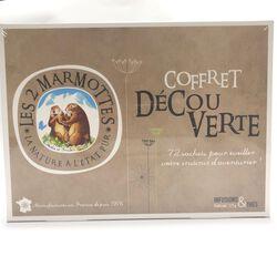 Coffret Découverte LES 2 MARMOTTES 72 sachets 11g