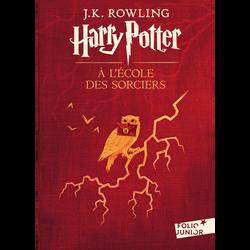 Harry Potter à l'école des sorciers-tome 1